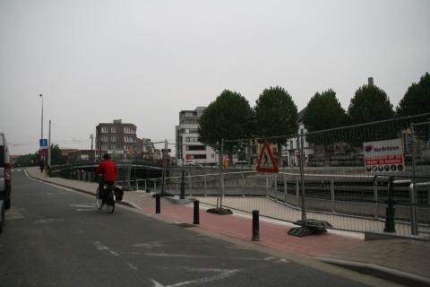 17sept08 08u33 Sint-Joriskaai/Nieuwbrugkaai