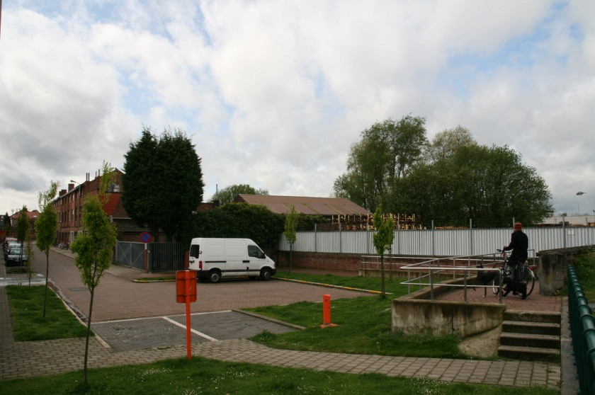 30apr08 11u15 Gentbruggeaard / Nederbrugstraat