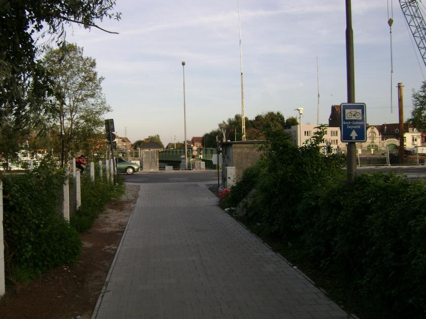 23okt08 17u16 Buitensingel / Wiedauwkaai