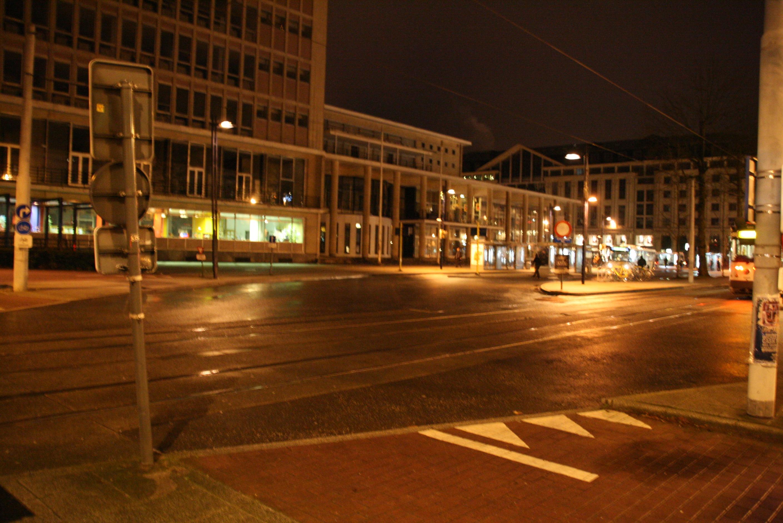 22nov08 17u46 Graaf Van Vlaanderenplein