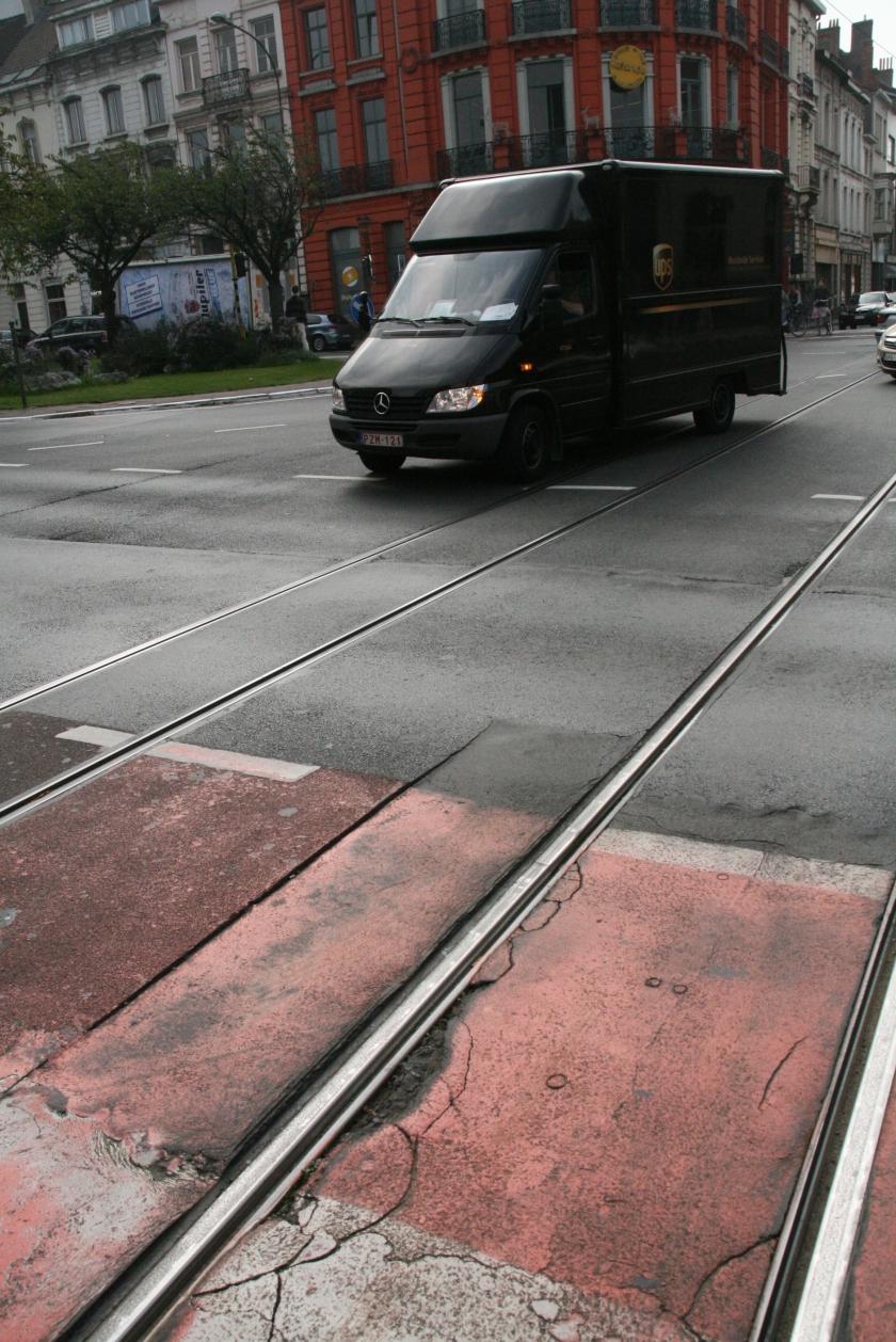 25sept08 13u17 Charles de Kerchovelaan / Kortrijksepoortstraat