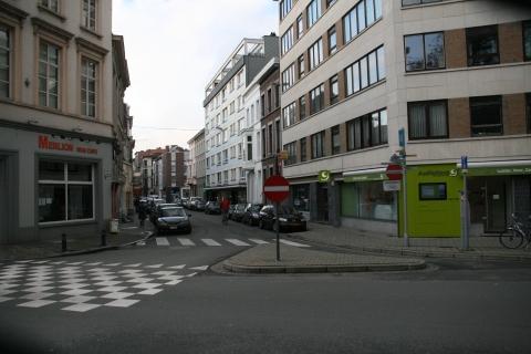 11dec08 14u47 Brabantdam / Sint-Annaplein