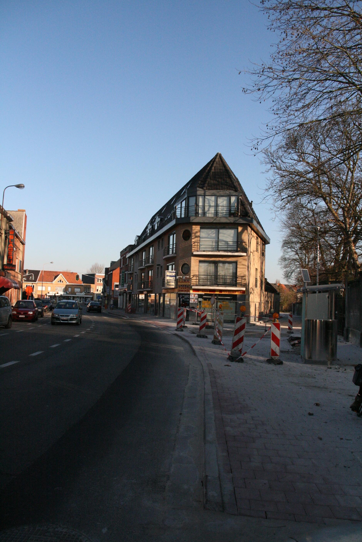 27dec08 11u31 Antwerpsesteenweg / Antwerpsevoetweg