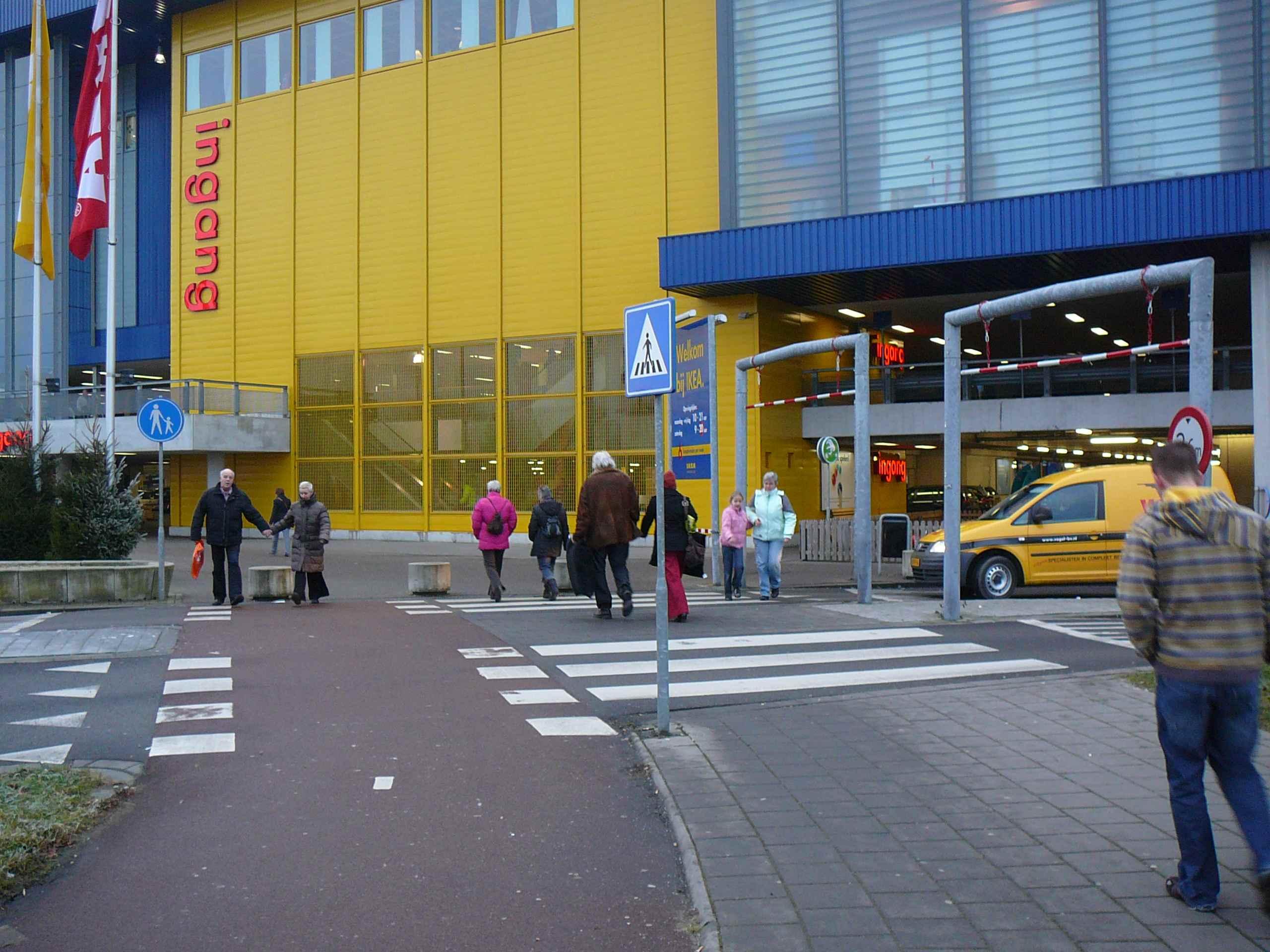 Ikea Breda Fietsbult