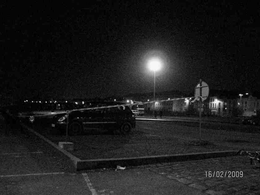 16feb09, 19u03, Dampoortparking