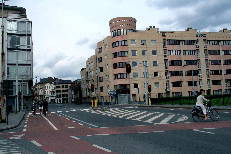03mei09, 18u53, Nieuwewandeling - Coupure Links - Jan van Hemydebolwerk