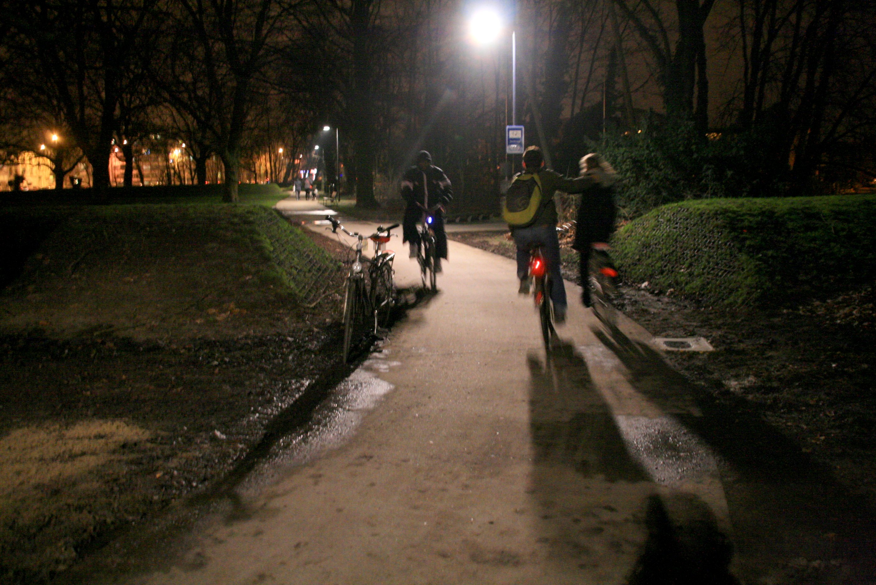 07jan13, 19u20, Keizerpark