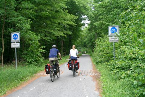 16jun13, 13u29, Brandenburg, fietsroute Berlijn - Kopenhagen