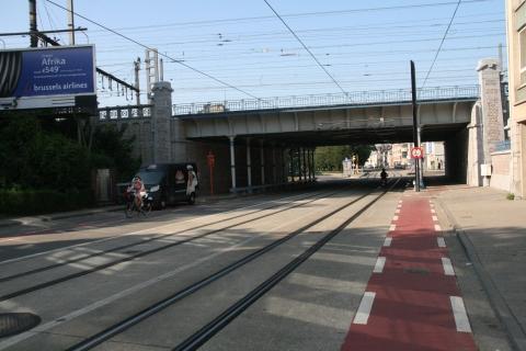 08jul13, 09u05, Kortrijksesteenwegtunnel