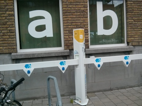 07/08/2013, Politiecommisariaat Ekkergem