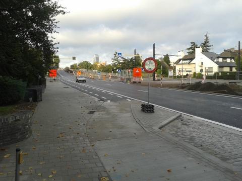 Kortrijksesteenweg (werf de Sterre) 2013-10-04