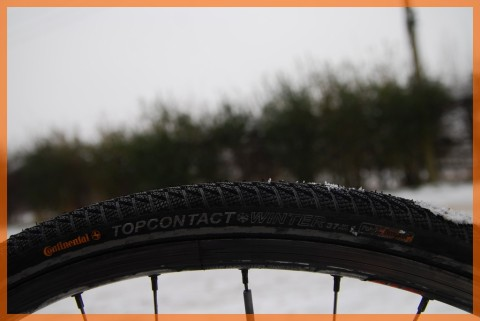 Continental TopContact Winter