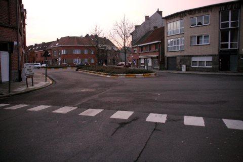 27nov13, 16u47, Moutstraat / Ottergemsesteenweg