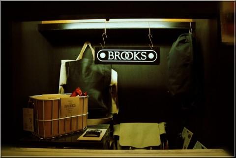 Brooks toebehoren