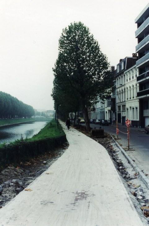 1994, Coupure links. (Foto: archief Perpetuum Mobile.)