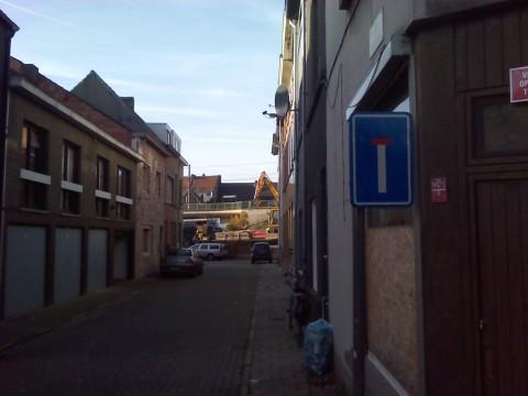 Spijkstraat december 2013