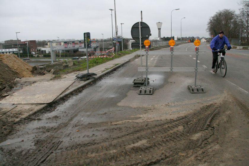 25jan14, 16u09, Heerweg Noord