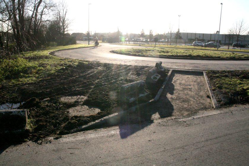 03feb14, 15u55, Buitenring Sint-Denijs-Westrem / Poortakkerstraat