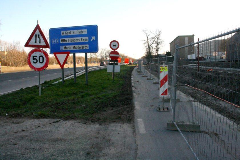 03feb14, 16u00, Buitenring Sint-Denijs-Westrem