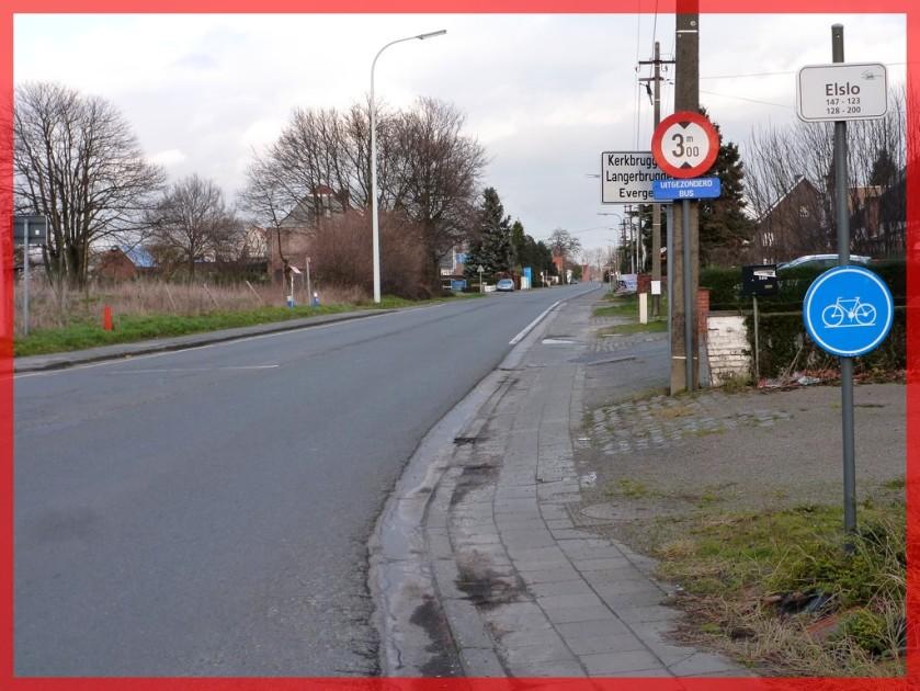 Elslo, Evergem, 2 februari 2014