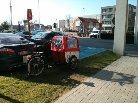 06/03/2014, 11u15, Gaston Crommenlaan, Gent