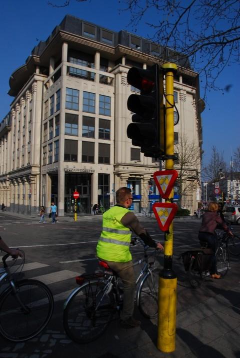 Frankrijkplein (Lammerstraat), 14 maart 2014