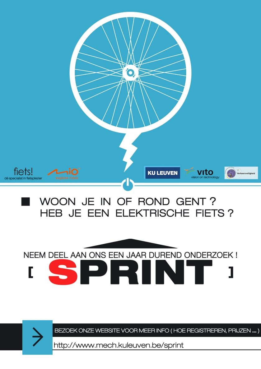 SPRINT recrutering NL