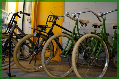 Montego transportfietsen (Fietser)