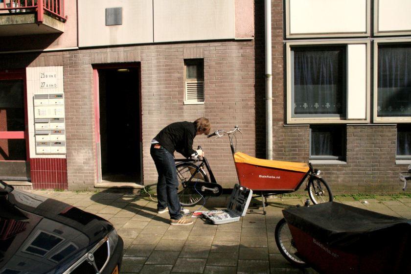 08maa14, 13u47, Amsterdam