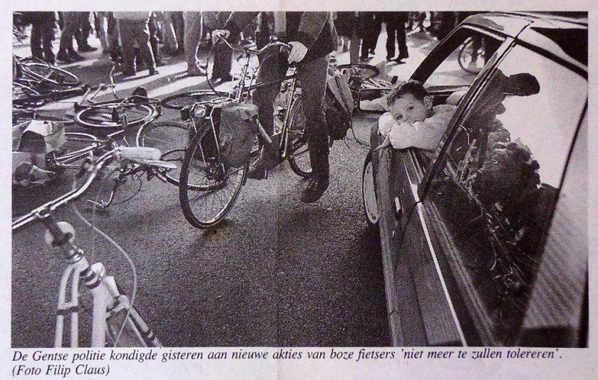 De Morgen, 11 maart 1993