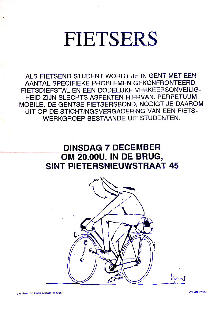 Affiche, 1993