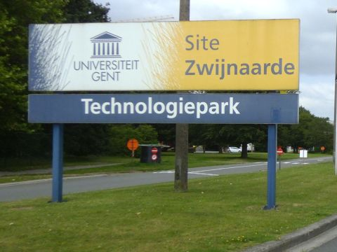 15jun14, 18u05, Technologiepark Zwijnaarde