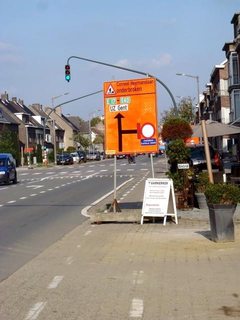 3 oktober 2014, De Pintelaan