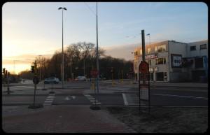 Brusselsesteenweg, Gentbrugge