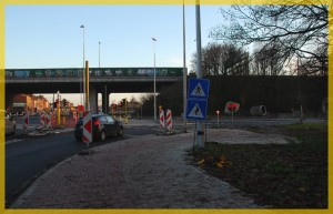 Brusselsteenweg, Gentbrugge