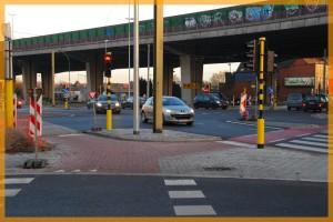 Brusselstesteenweg, Gentbrugge