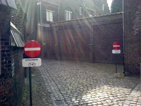 Goot begijnhof St Amandsberg