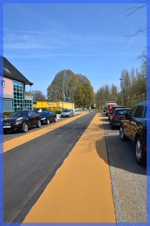 Wijmakker, zicht richting Sint-Baafskouterpark (10 april 2015)