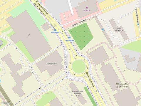 Kaart: copyright OpenStreetMap contributors