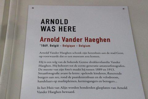 16aug18, Museum Arnold Vander Haeghen