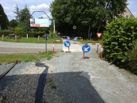 31jul15, 13u24. Klingspoor, België