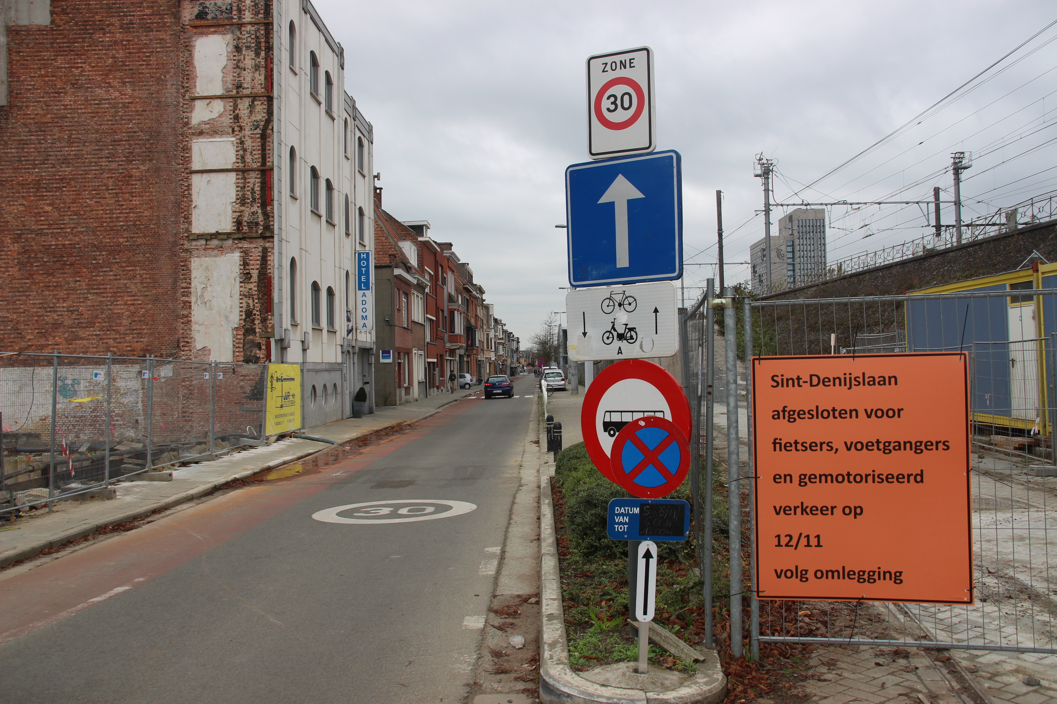11nov15, Sint-Denijslaan
