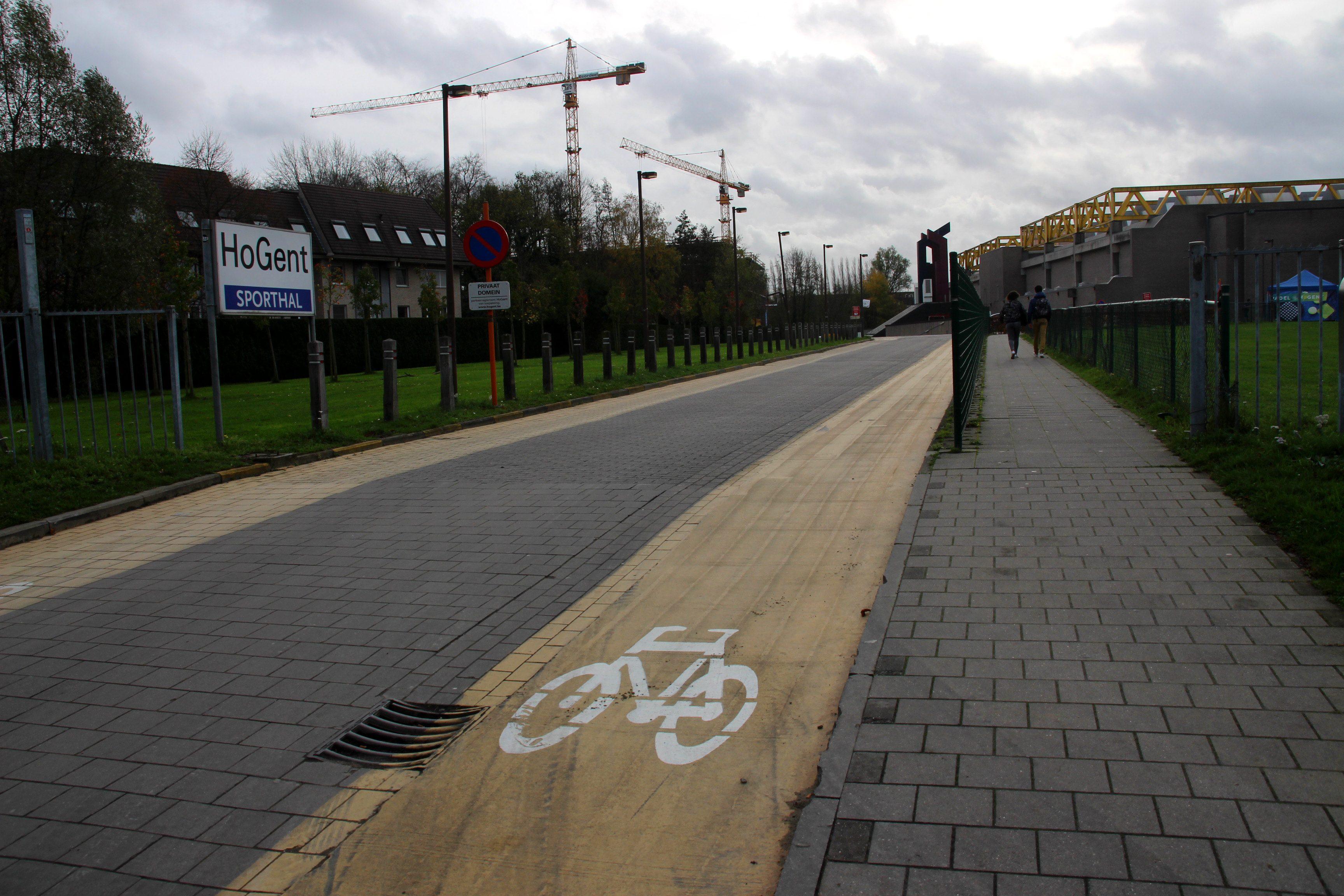 17nov15, Campus HoGent, Sint-Denijslaan