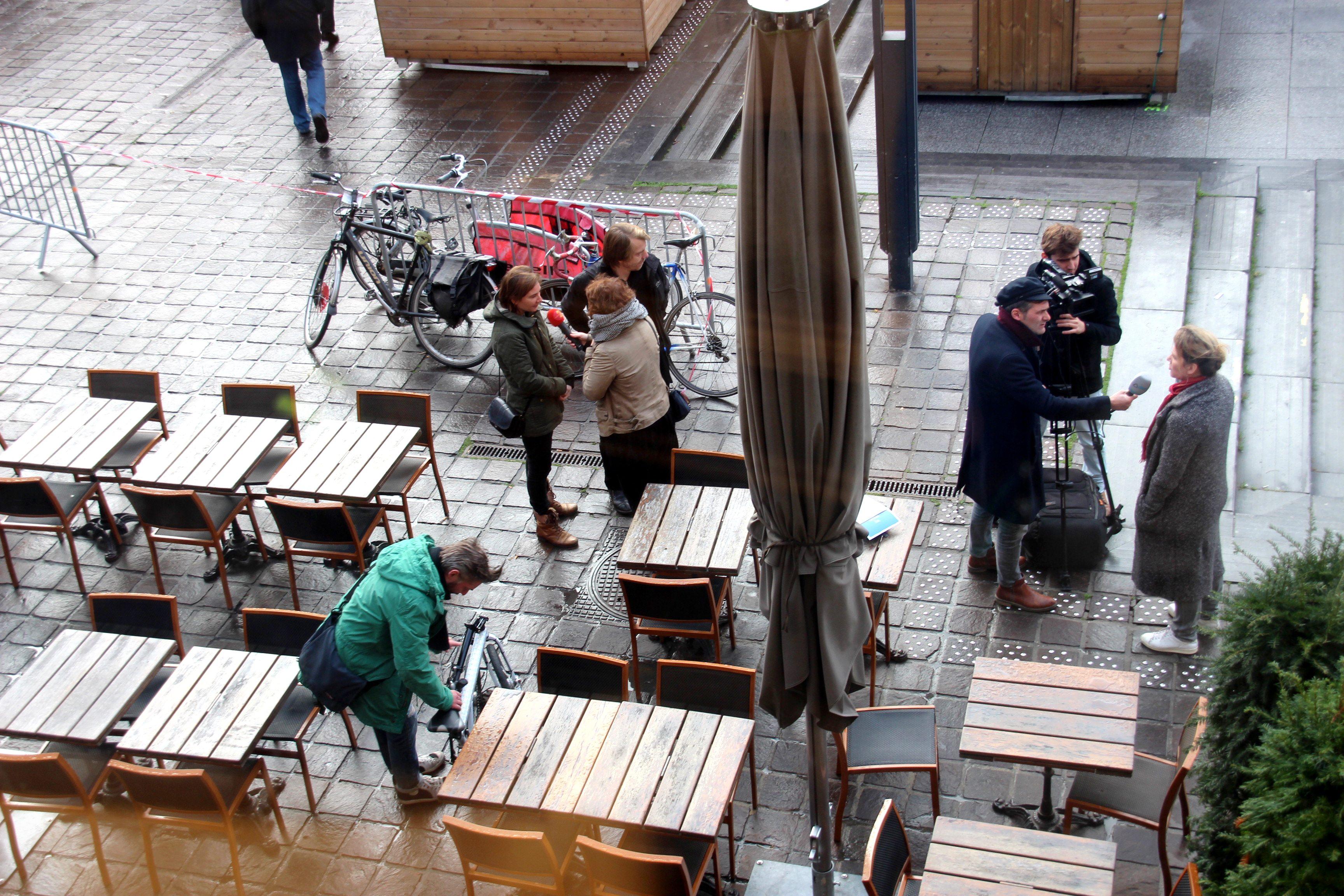 26nov15, Sint-Baafsplein
