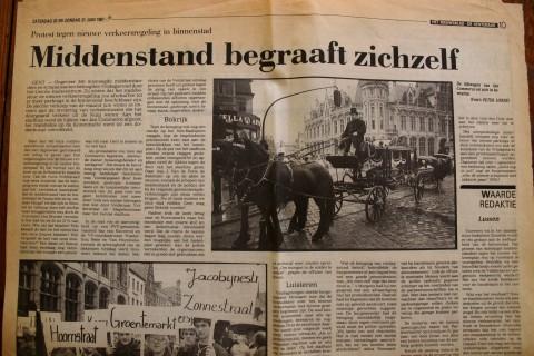 De Gentenaar 20 juni 1987