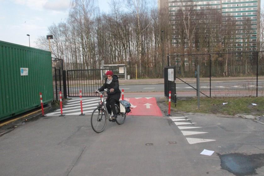 08maa16, campus UZGent bij de Corneel Heymanslaan