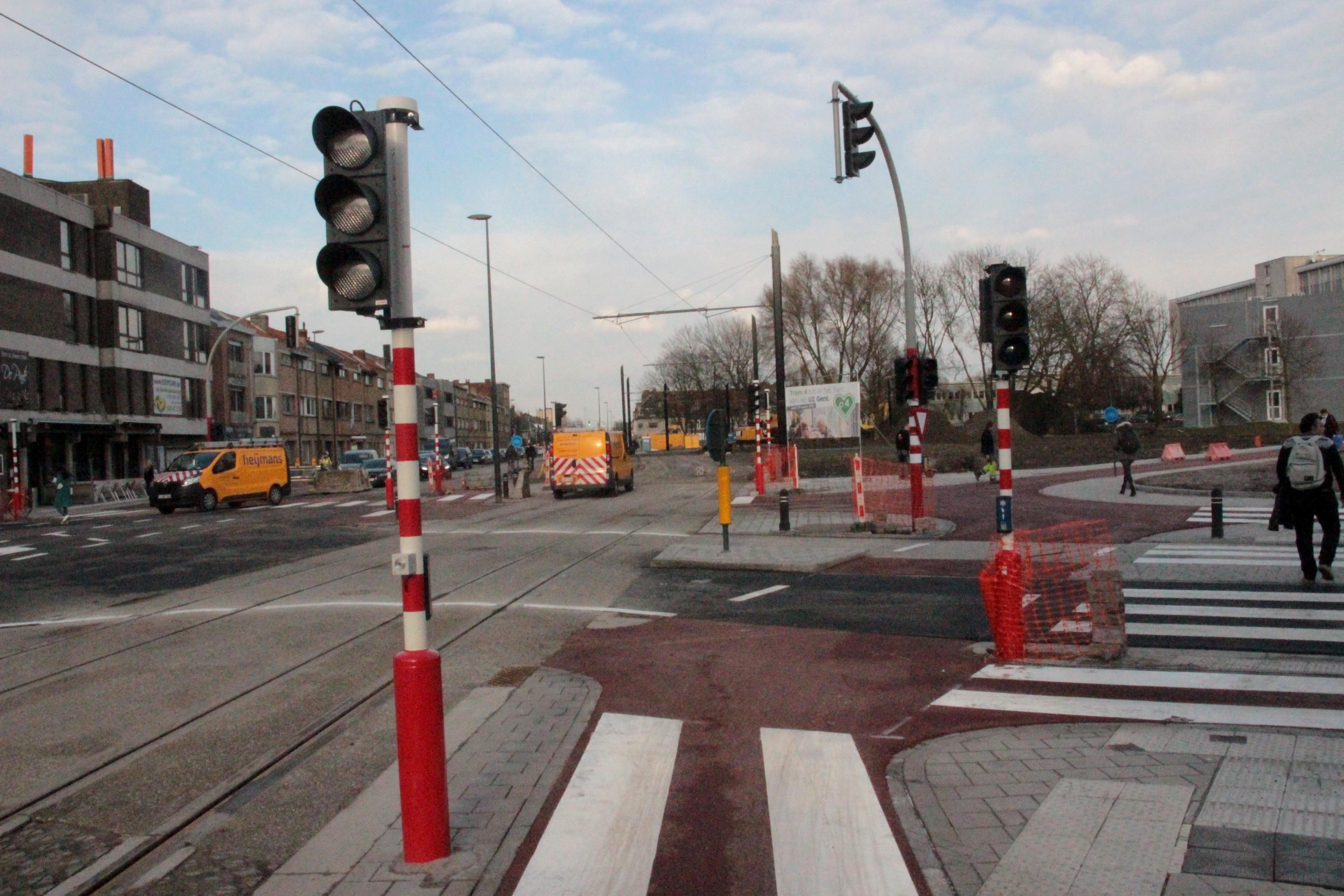 08maa16, Zwijnaardsesteenweg / De Pintelaan