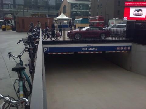 parking fietsstalling