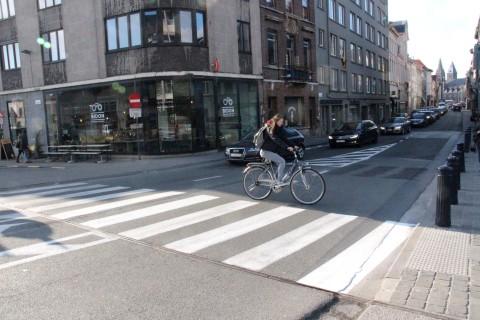 22maa16, Sint-Jacobsnieuwstraat / Bisdomkaai