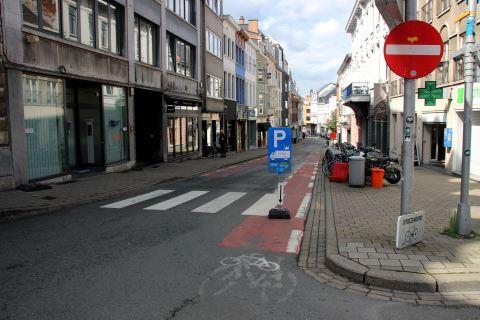 21aug16, Sint-Pietersnieuwstraat